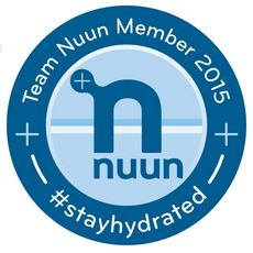 Nuun Badge